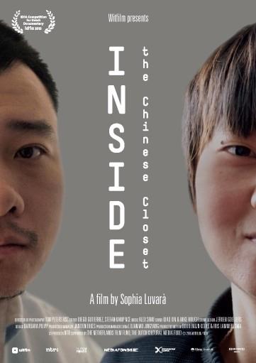 Inside the Chinese Closet poster, copyright in handen van productiestudio en/of distributeur
