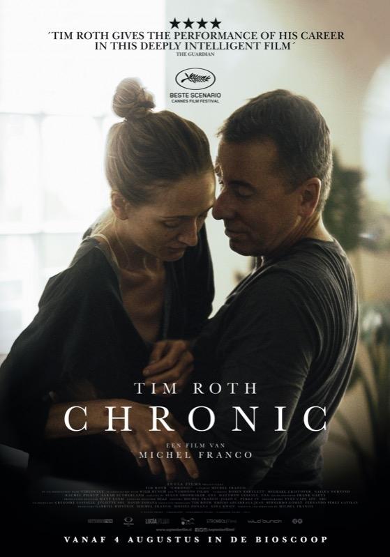 Chronic poster, © 2015 September
