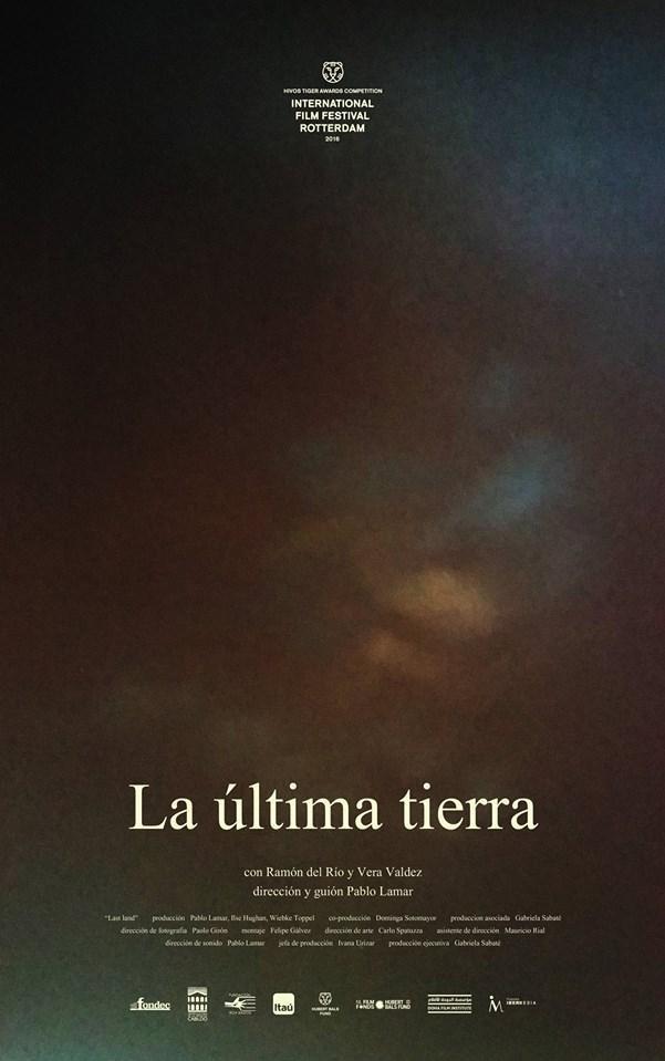 La última tierra poster, © 2016 Eye Film Instituut