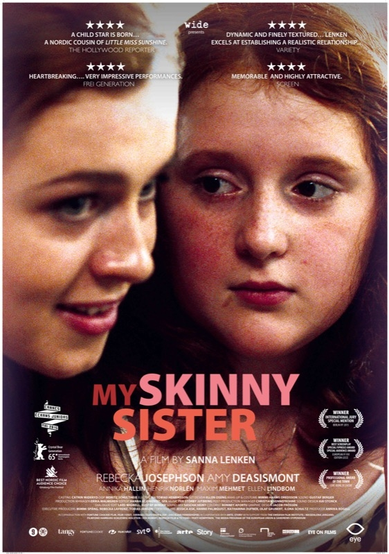 Min lilla syster poster, © 2015 Eye Film Instituut