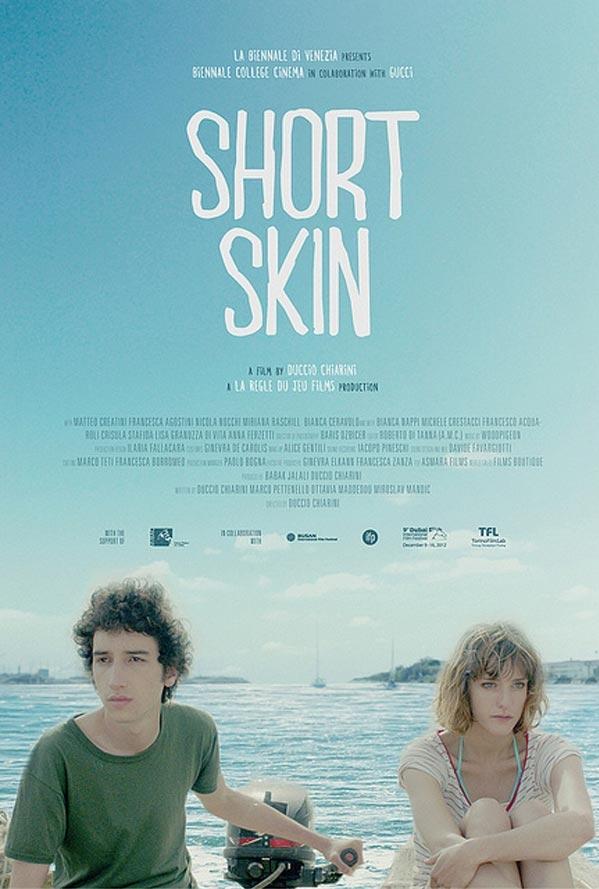 Short Skin - I dolori del giovane Edo poster, © 2014 Eye Film Instituut