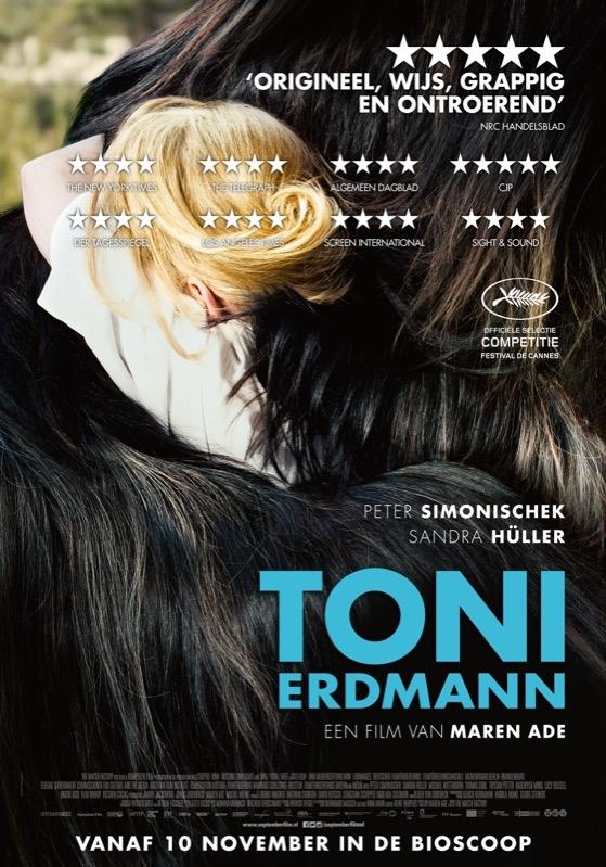 Toni Erdmann poster, © 2016 September