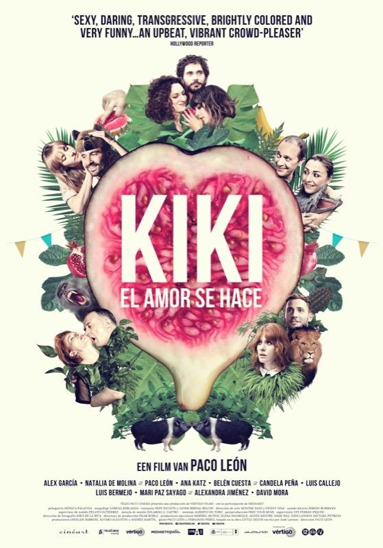 Kiki, el amor se hace poster, © 2016 Cinéart
