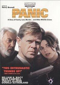 Poster 'Panic' (c) 2002