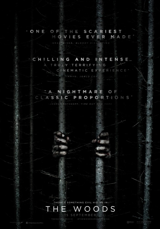 Blair Witch poster, © 2016 Independent Films