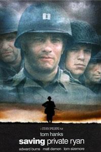 Poster van 'Saving Private Ryan' © 1998 UIP