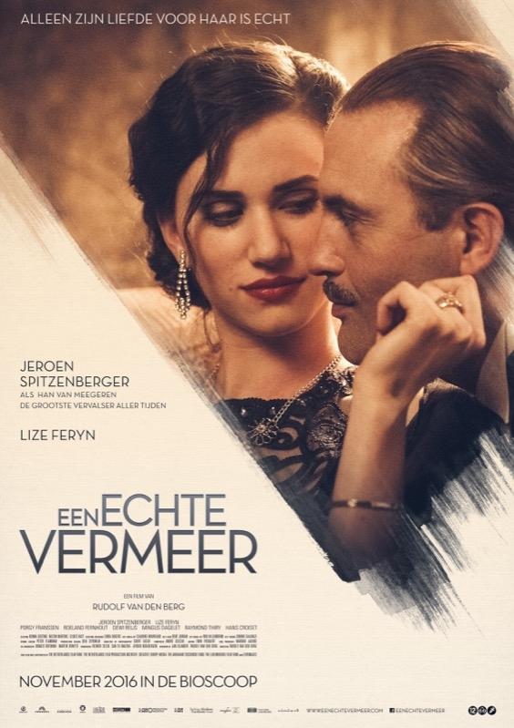 A Real Vermeer poster, © 2016 Cinéart