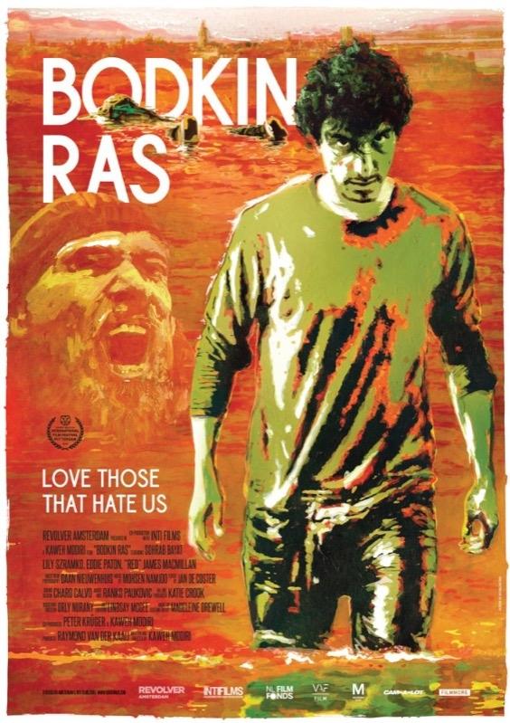 Bodkin Ras poster, © 2016 Amstelfilm