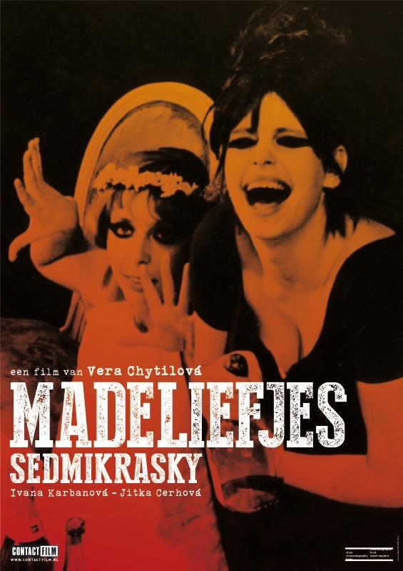 Sedmikrásky poster, © 1966 Contact Film