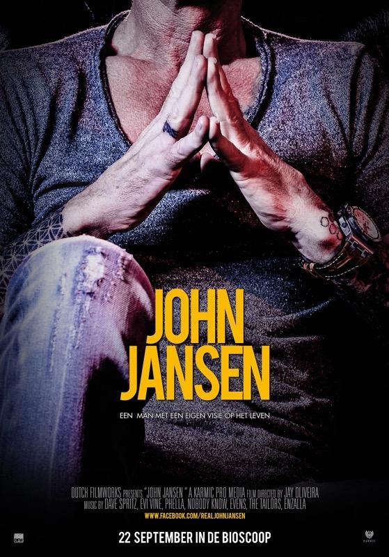 John Jansen poster, © 2016 Dutch FilmWorks