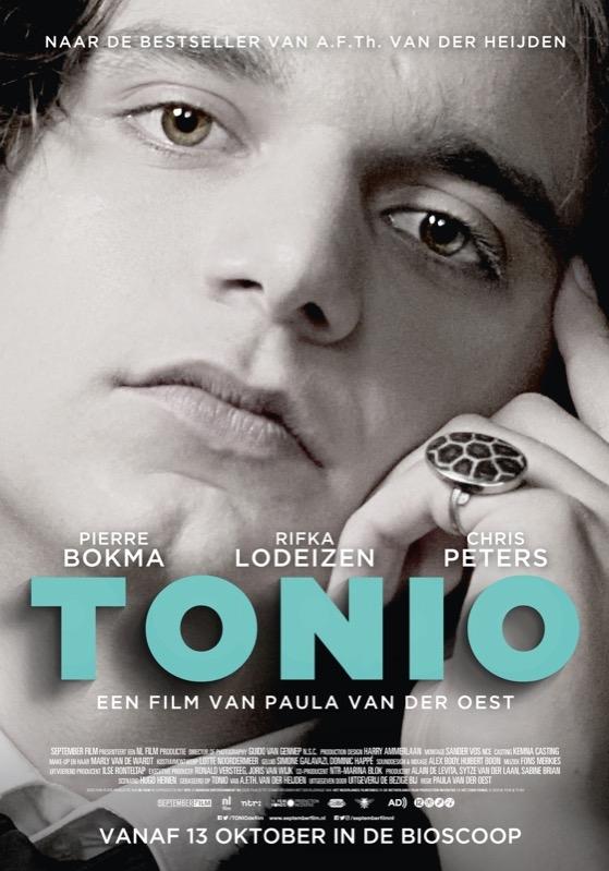 Tonio poster, © 2016 September