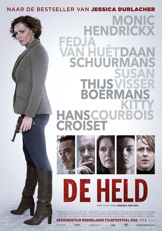 De Held poster, © 2016 Dutch FilmWorks
