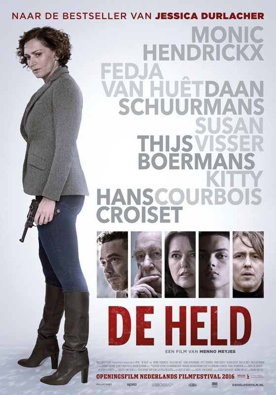 De Held poster, © 2016 Dutch FilmWorks