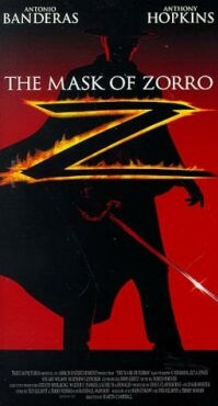 Poster 'The Mask of Zorro' © 1998 Colombia TriStar