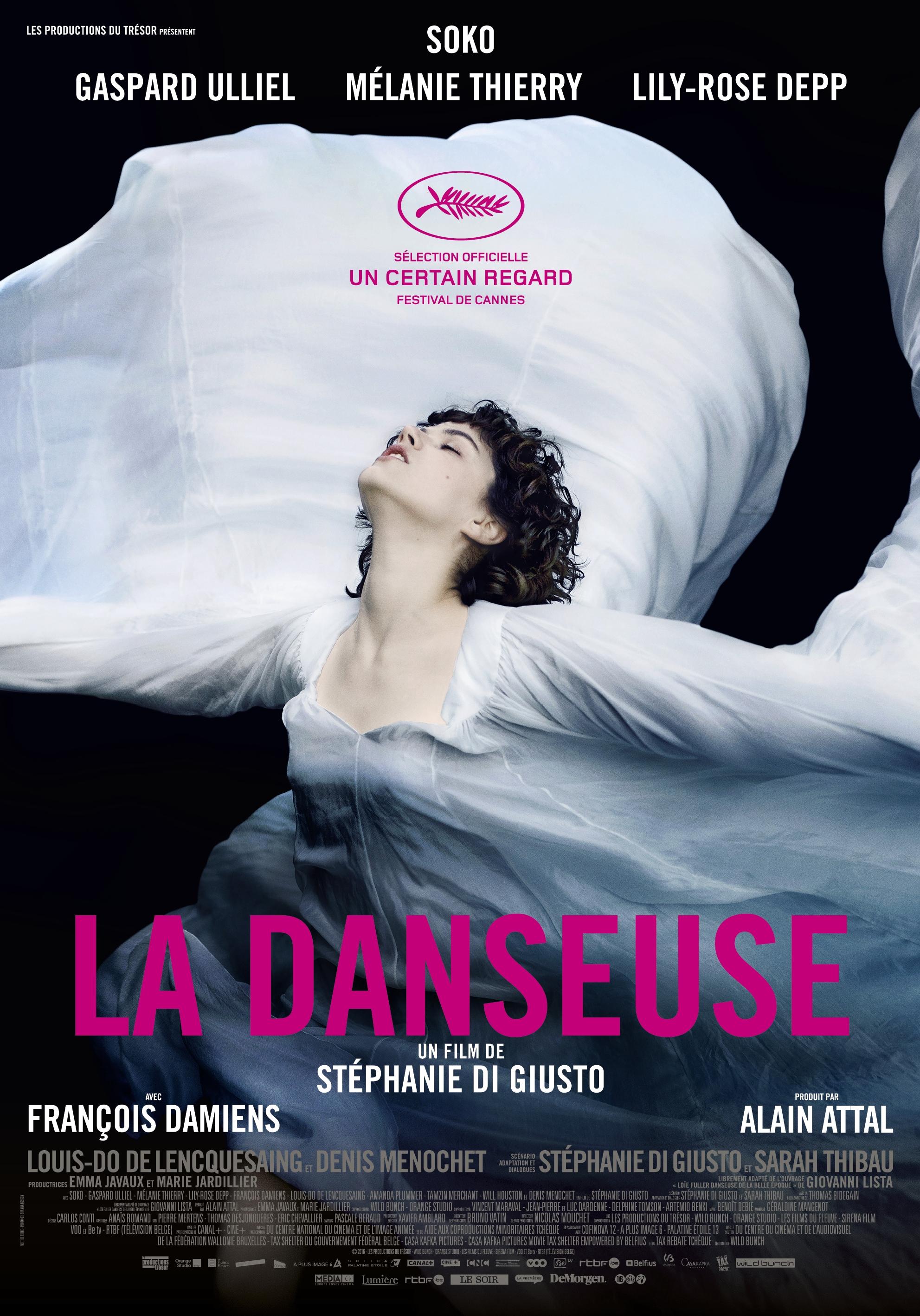 La danseuse poster, © 2016 Lumière