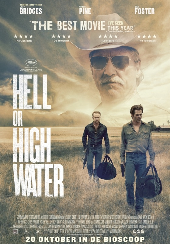 Hell or High Water poster, © 2016 The Searchers