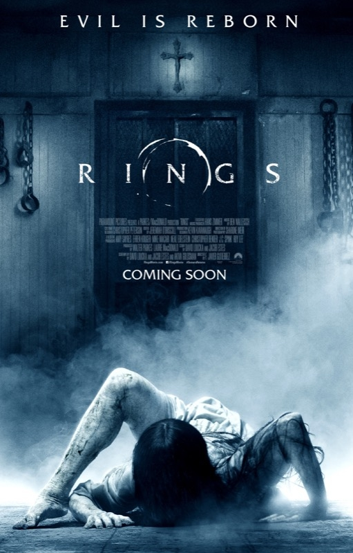 Rings poster, © 2015 Universal Pictures International