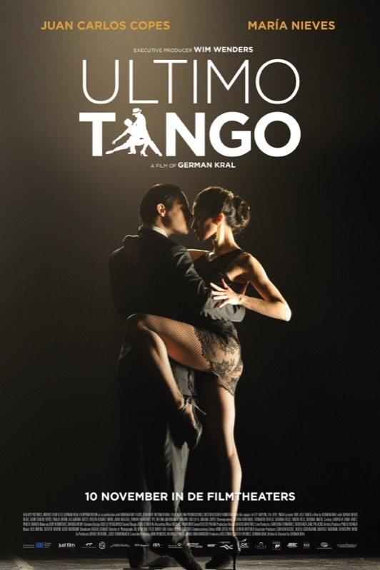 Un tango más poster, © 2015 Just Film Distribution