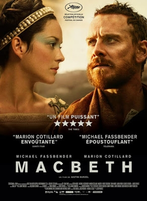 Macbeth poster, copyright in handen van productiestudio en/of distributeur