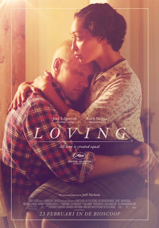 Loving poster, © 2016 Universal Pictures International