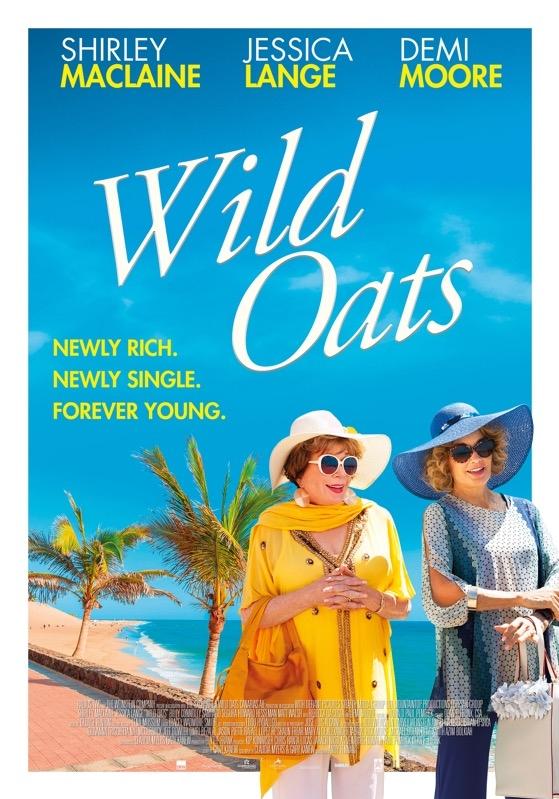 Wild Oats poster, © 2015 Dutch FilmWorks
