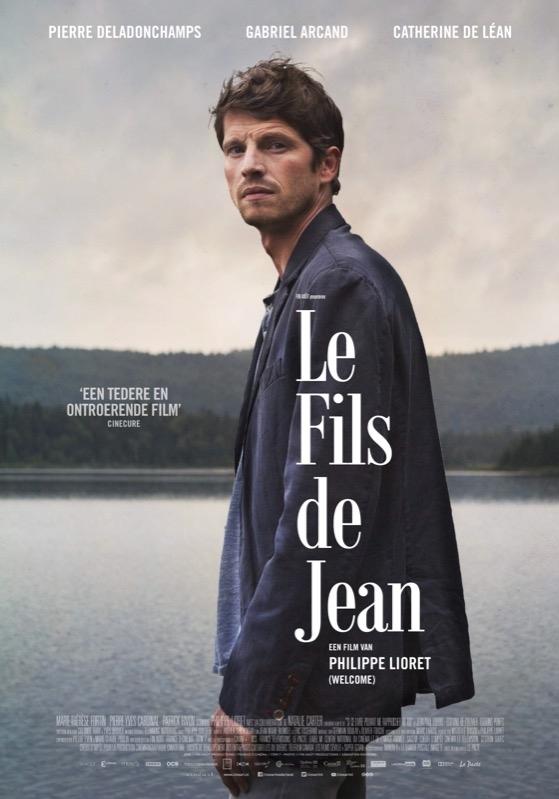 Le fils de Jean poster, © 2016 Cinéart