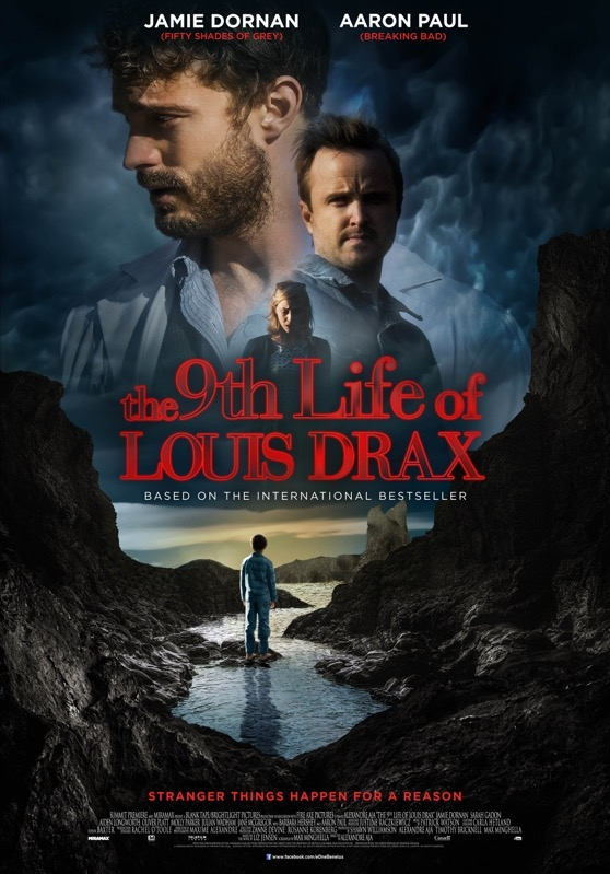The 9th Life of Louis Drax poster, © 2016 Entertainment One Benelux