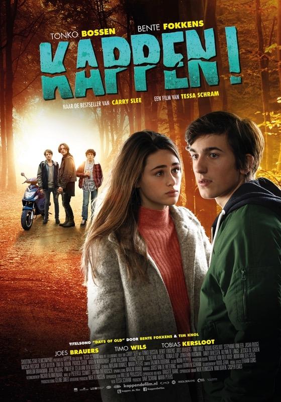 Kappen poster, © 2016 Dutch FilmWorks
