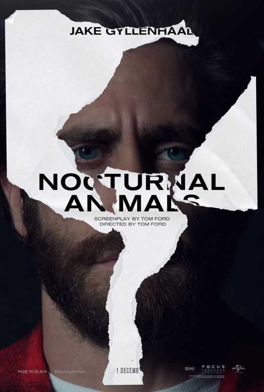 Nocturnal Animals poster, © 2016 Universal Pictures International