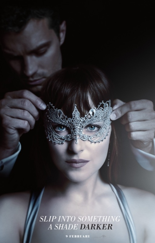 Fifty Shades Darker poster, © 2017 Universal Pictures International