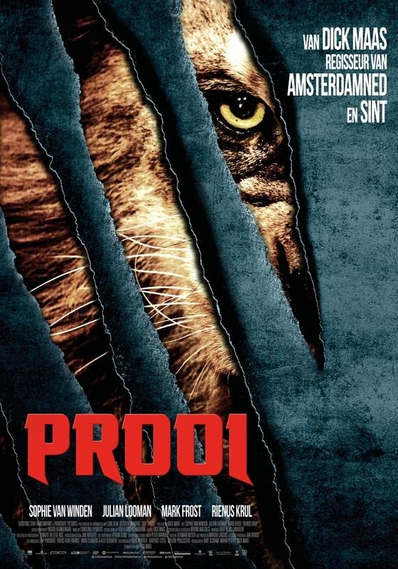 Prooi poster, © 2016 Dutch FilmWorks