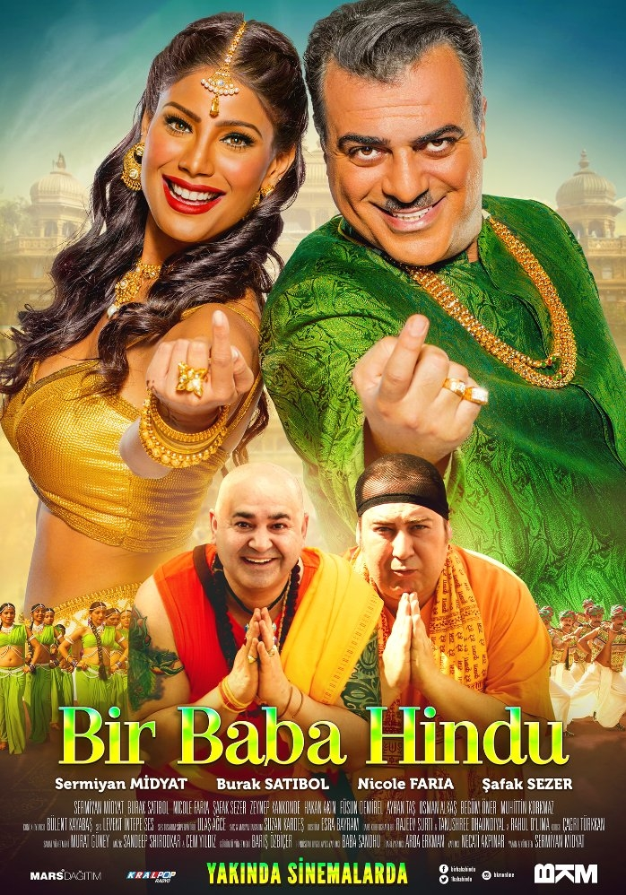 Bir Baba Hindu poster, copyright in handen van productiestudio en/of distributeur