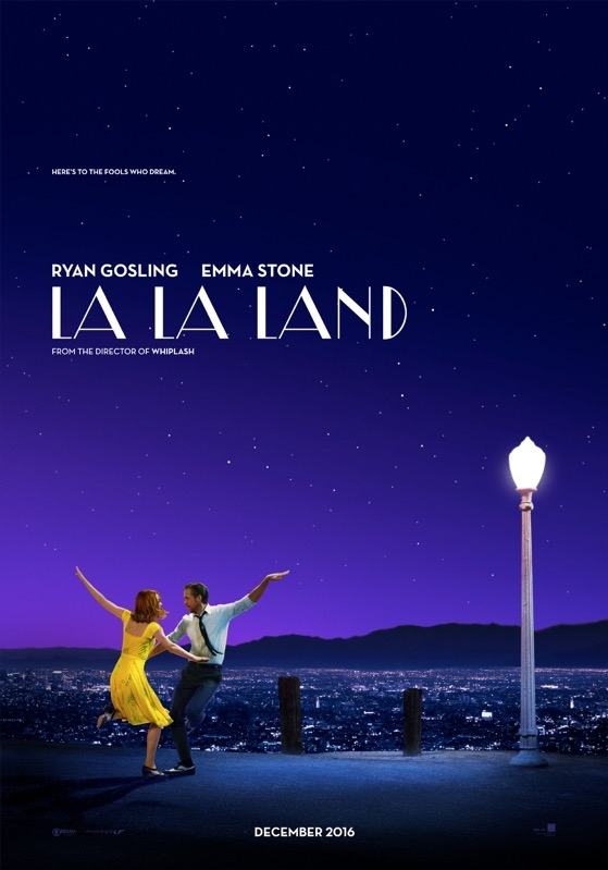 La La Land poster, © 2016 Independent Films