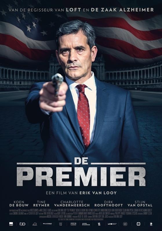 De Premier poster, © 2016 Dutch FilmWorks
