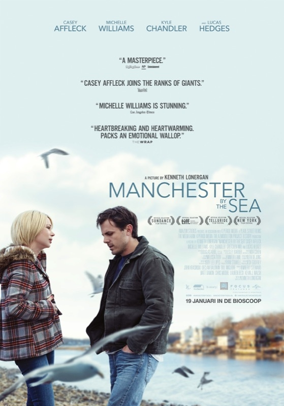 Manchester by the Sea poster, © 2016 Universal Pictures International
