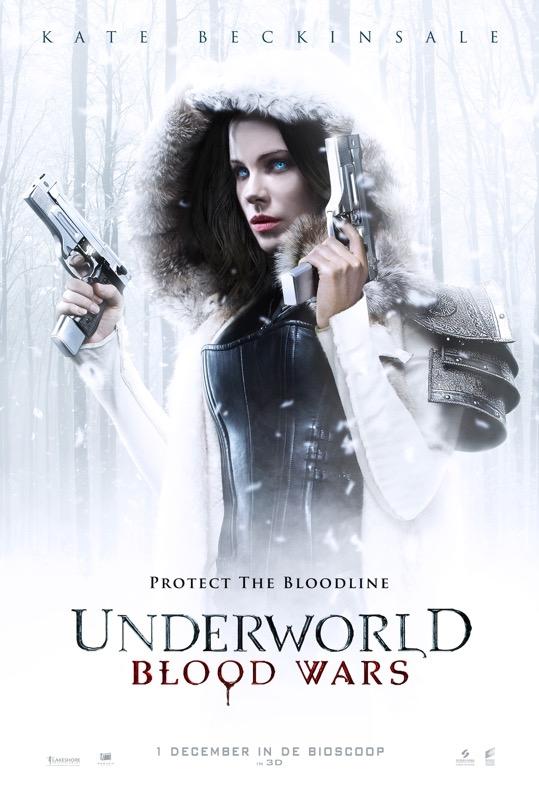 Underworld: Blood Wars poster, © 2016 Universal Pictures International
