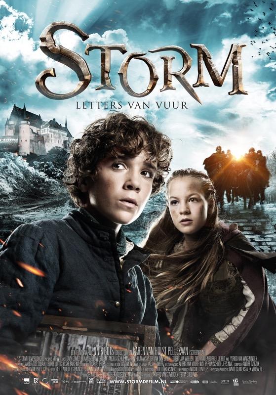 Storm poster, © 2017 Dutch FilmWorks