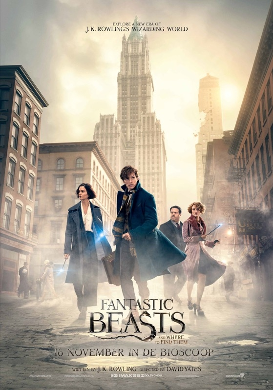 © 2016 Warner Bros. Ent. All Rights Reserved. Harry Potter and Fantastic Beasts Publishing Rights © J.K. Rowling