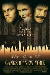 Poster 'Gangs of New York' © 2003 RCV