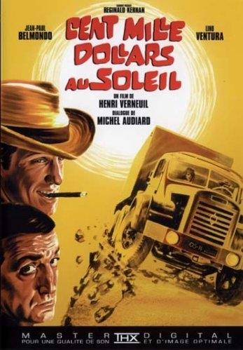Cent mille dollars au soleil poster, copyright in handen van productiestudio en/of distributeur