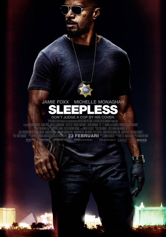 Sleepless poster, © 2017 Splendid Film