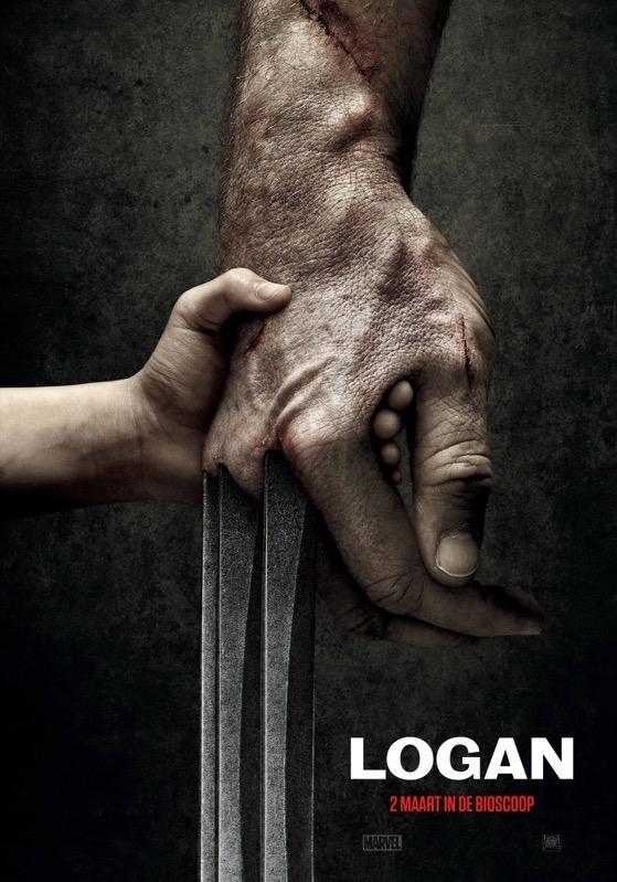 Logan poster, © 2017 20th Century Fox