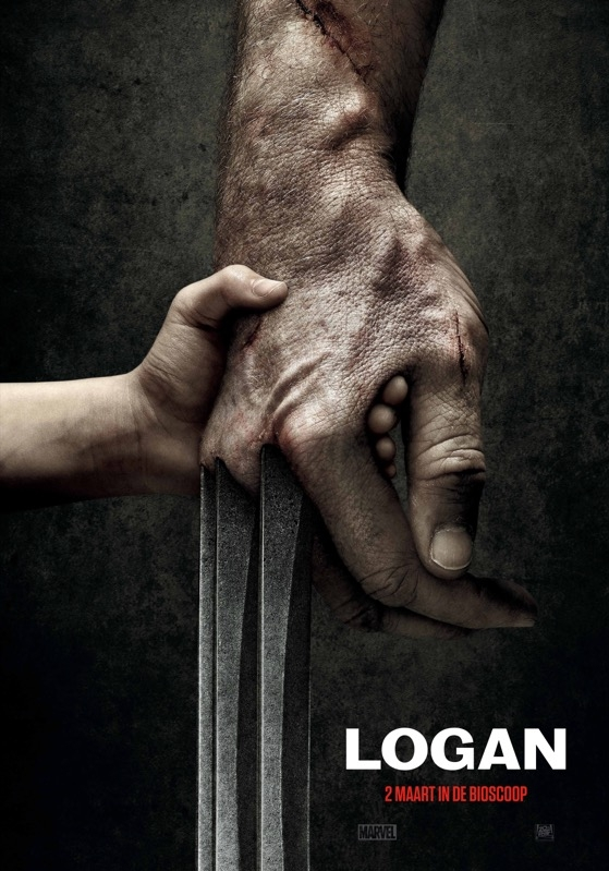Logan poster, © 2017 20th Century Fox