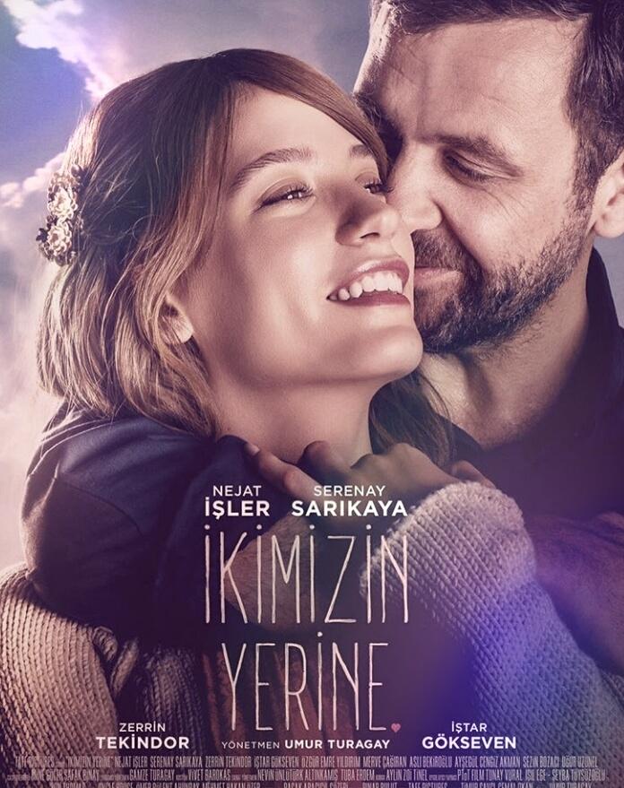 Ikimizin Yerine poster, copyright in handen van productiestudio en/of distributeur