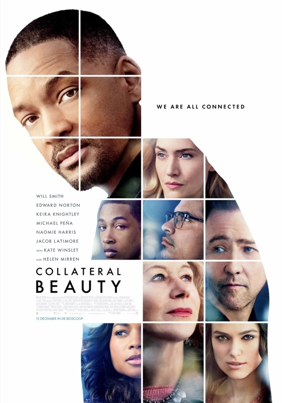 Collateral Beauty poster, © 2016 Warner Bros.