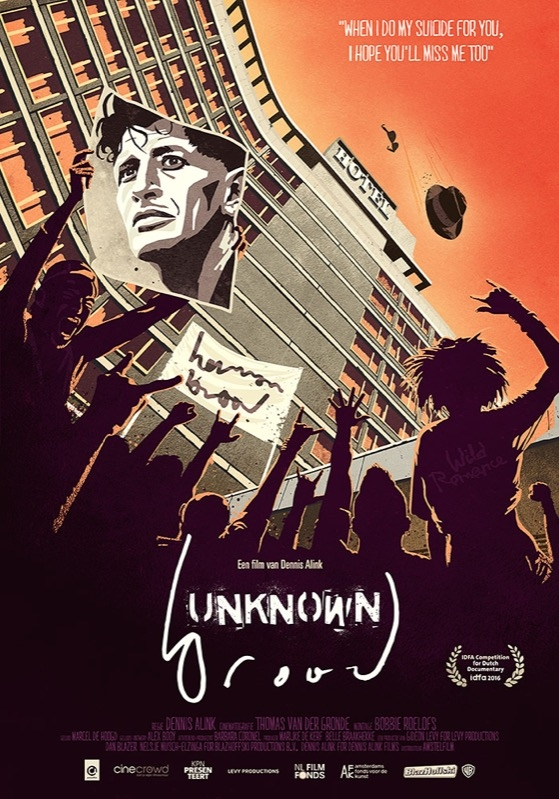 Unknown Brood poster, © 2016 Amstelfilm
