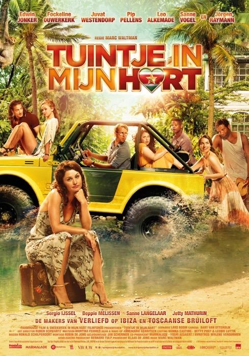 Tuintje in mijn Hart poster, © 2017 Dutch FilmWorks