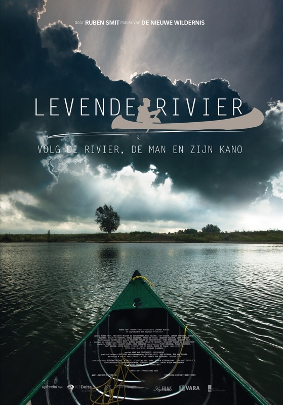 Levende Rivier poster, © 2016 Splendid Film