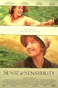 Poster 'Sense and Sensibility' © 1995 Columbia TriStar