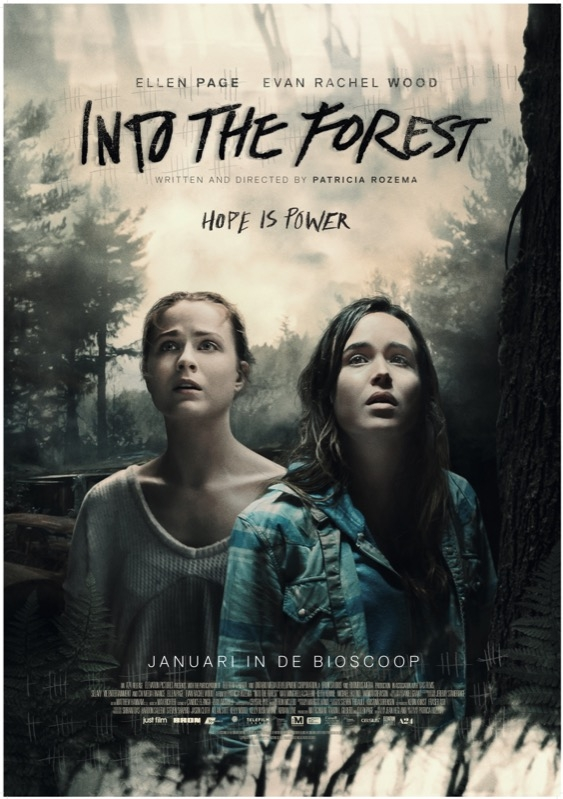 Into the Forest poster, © 2015 Just Film Distribution